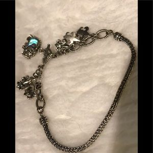 Jewelry - Bali Legacy Sterling Braclet 9.25 Ss